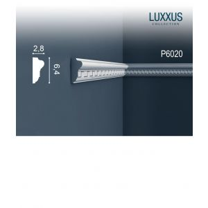 Profil Decorativ P6020